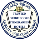 Karen Brown Trusted Guide Books, Itineraries and Hotels